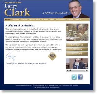 Clark-website